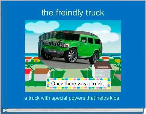 the freindly truck