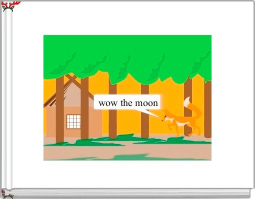 the fox who went to the moon