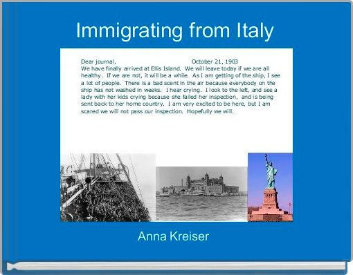 Immigrating from Italy