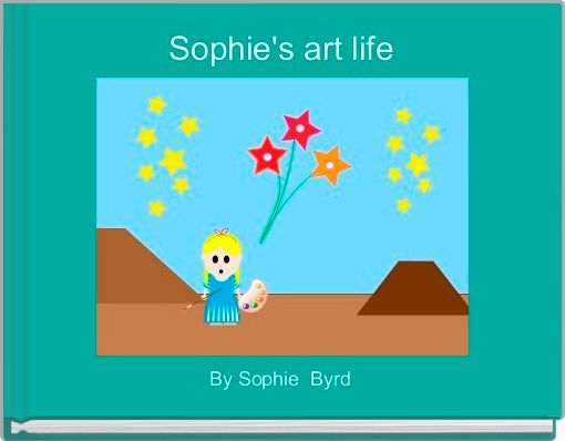 Sophie's art life