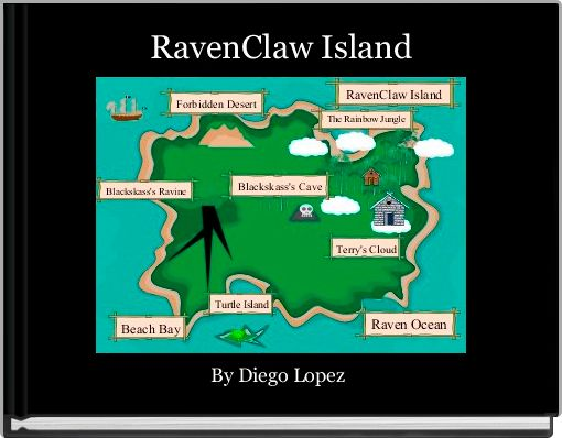 RavenClaw Island
