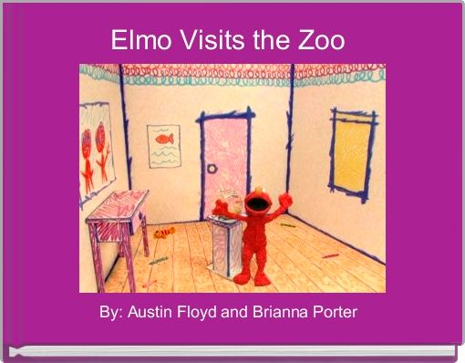 Elmo Visits the Zoo