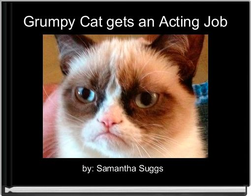 Grumpy Cat gets an Acting Job