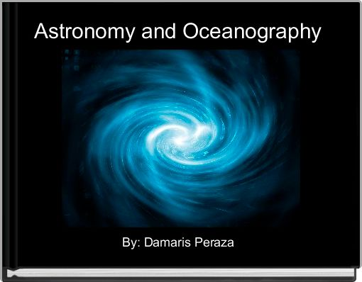 Astronomy and Oceanography