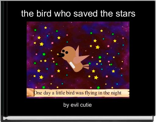 the bird who saved the stars