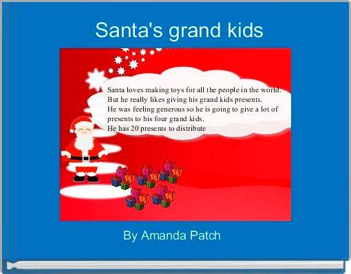 Santa's grand kids