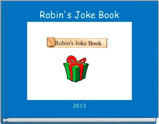 Robin's Joke Book