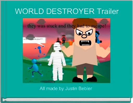 WORLD DESTROYER Trailer