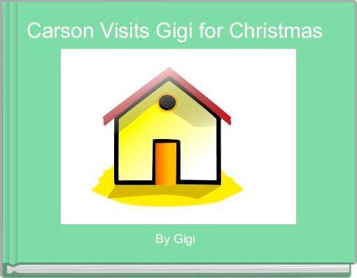 Carson Visits Gigi for Christmas