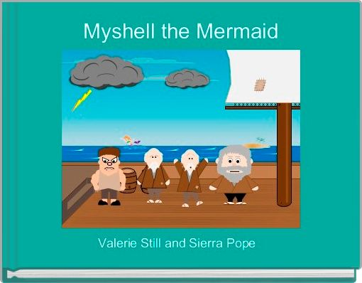 Myshell the Mermaid