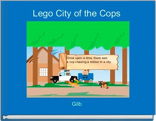 Lego City of the Cops