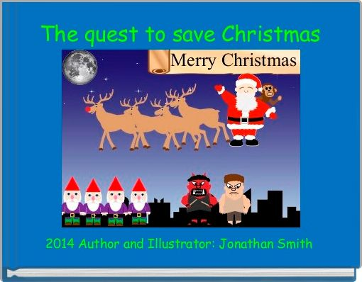 The quest to save Christmas