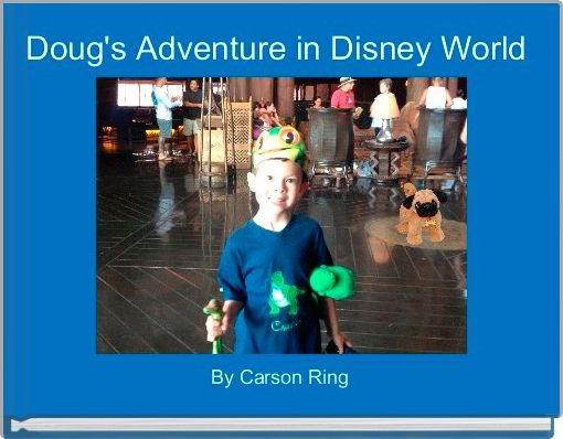 Doug's Adventure in Disney World