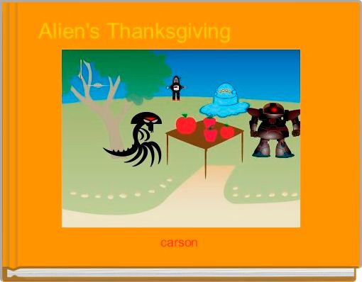 Alien's Thanksgiving