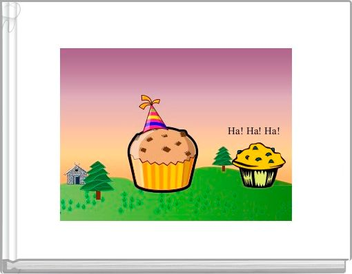 LARRY THE CUPCAKE
