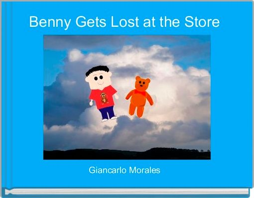 Benny Gets Lost at the Store