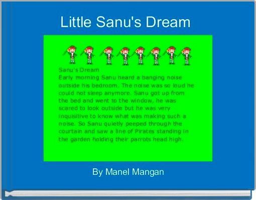 Little Sanu's Dream