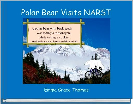Polar Bear Visits NARST