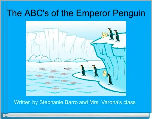The ABC's of the Emperor Penguin