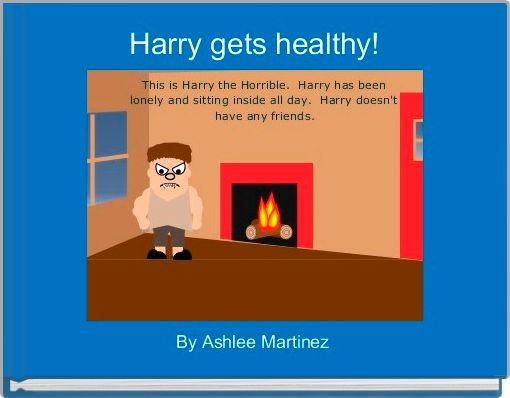 Harry gets healthy!