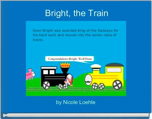 Bright, the Train