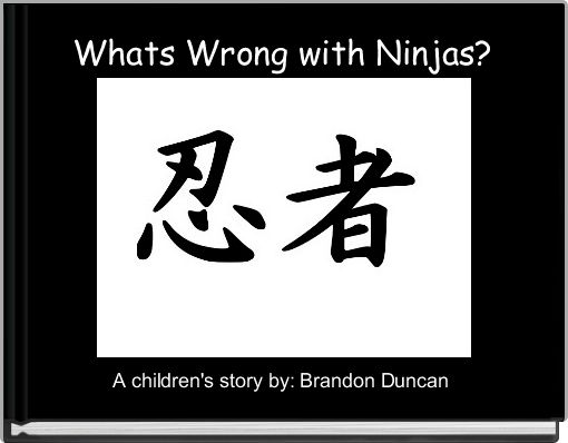 Whats Wrong with Ninjas?