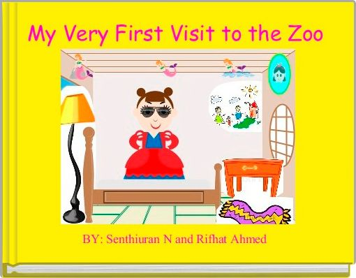 Little Critter First Readers Ser.: My Trip to the Zoo by