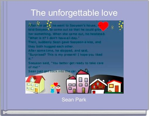The unforgettable love