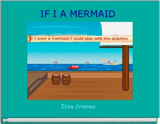 IF I A MERMAID