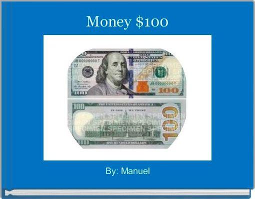Money $100