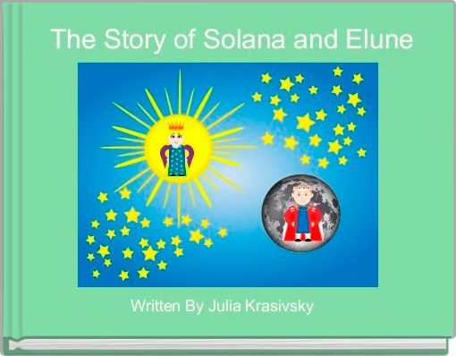 The Story of Solana and Elune