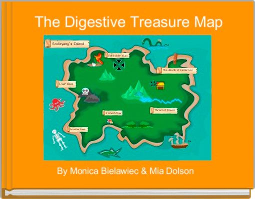 The Digestive Treasure Map