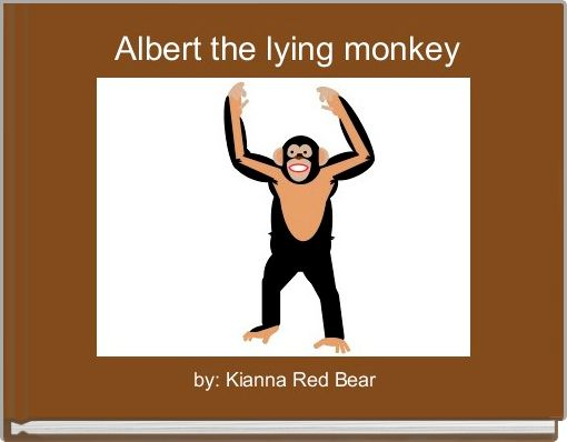 Albert the lying monkey