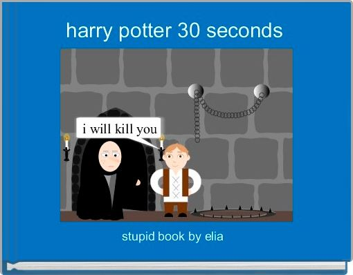 harry potter 30 seconds