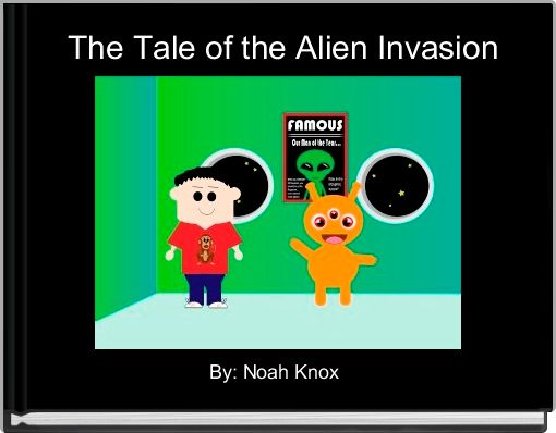 The Tale of the Alien Invasion