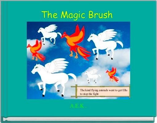 The Magic Brush