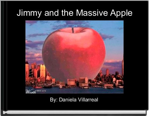 Jimmy and the Massive Apple