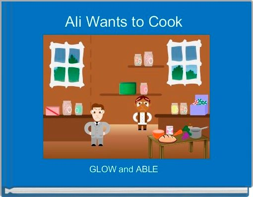 Ali Wants to Cook