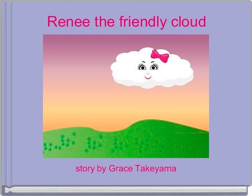 Renee the friendly cloud
