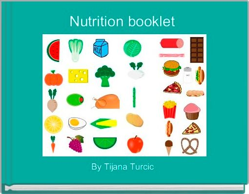 Nutrition booklet