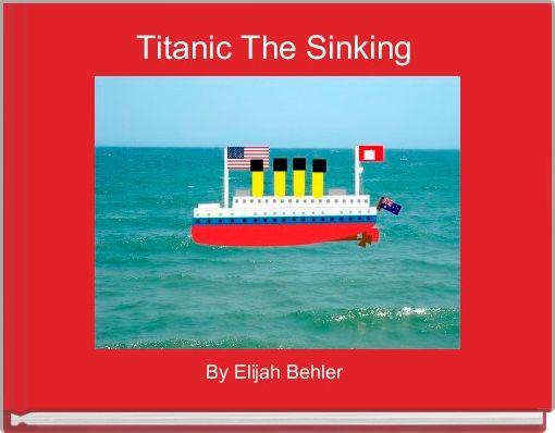 Titanic The Sinking