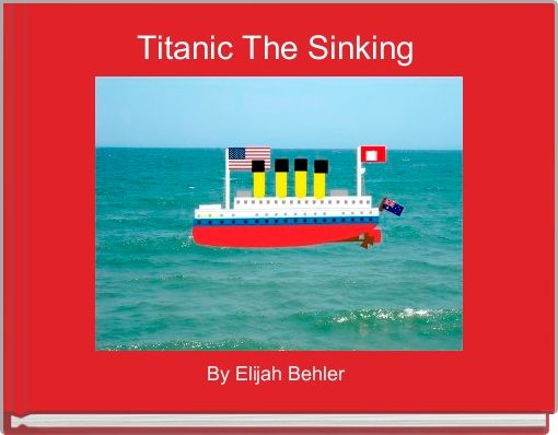 Titanic The Sinking