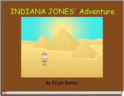 INDIANA JONES' Adventure