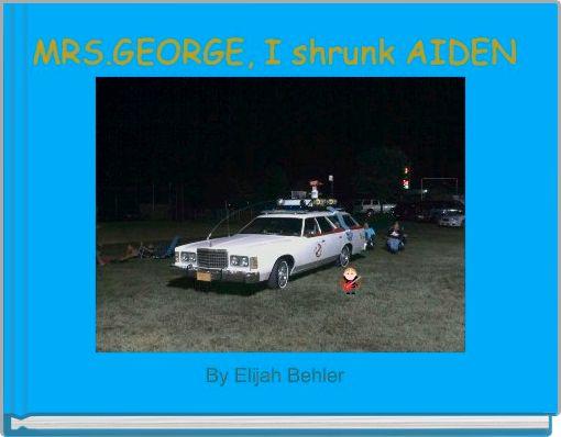 MRS.GEORGE, I shrunk AIDEN