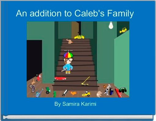 An addition to Caleb's Family
