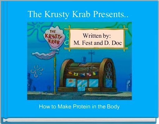 The Krusty Krab Presents..