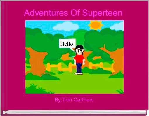 Adventures Of Superteen