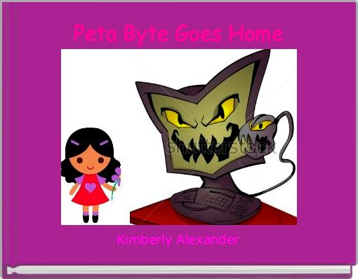 Peta Byte Goes Home