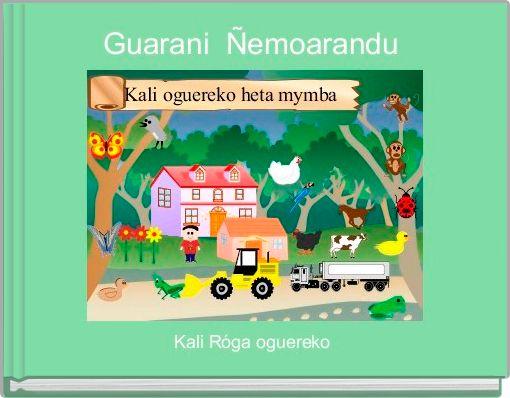 Guarani  Ñemoarandu