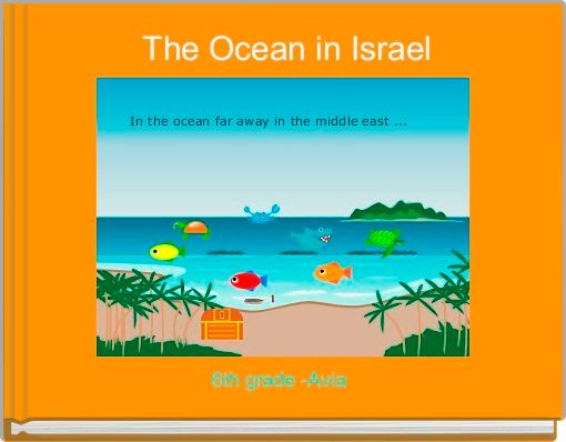 The Ocean in Israel